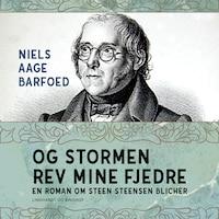 Og stormen rev mine fjedre - En roman om Steen Steensen Blicher