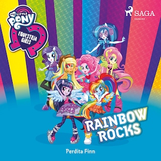 My Little Pony - Equestria Girls - Rainbow Rocks
