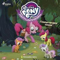 Ponyvillemysterierna 2 - Timmervargens timme