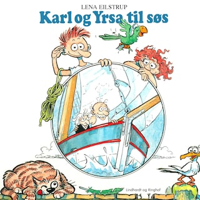 Karl og Yrsa til søs