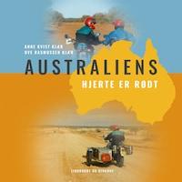 Australiens hjerte er rødt