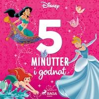 Fem minutter i godnat - Disney-prinsesser