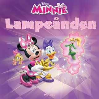 Minnie Mouse - Lampeånden