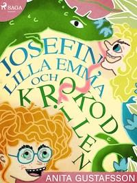Josefin, lilla Emma och krokodilen