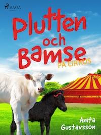 Plutten och Bamse på cirkus