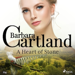 A Heart of Stone (Barbara Cartland's Pink Collection 114)