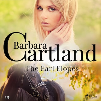 The Earl Elopes (Barbara Cartland's Pink Collection 115)