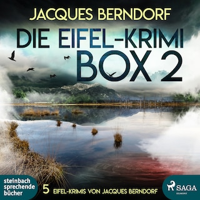 Die Eifel-Box 2 - 5 Eifel-Krimis von Jacques Berndorf