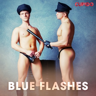 Blue flashes