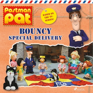 Postman Pat - Bouncy Special Delivery