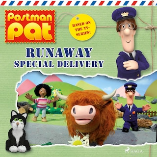 Postman Pat - Runaway Special Delivery
