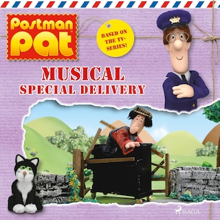 Postman Pat - Musical Special Delivery