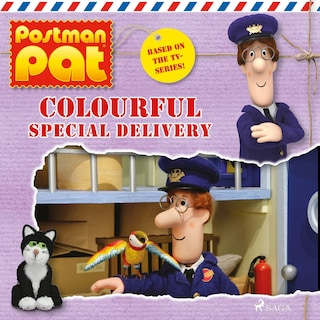 Postman Pat - Colourful Special Delivery