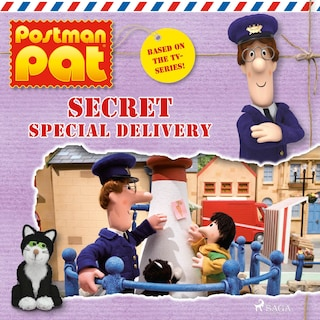Postman Pat - Secret Special Delivery