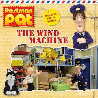 Postman Pat - The Wind Machine