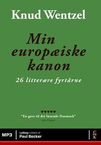 Min europæiske kanon