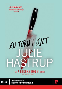 En torn i øjet - Julie Hastrup - E-bok - Ljudbok - BookBeat
