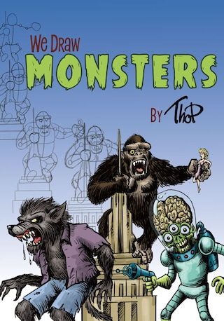 We Draw #1: We Draw Monsters
