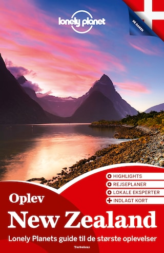 Oplev New Zealand (Lonely Planet)
