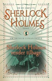 Sherlock Holmes vender tilbage