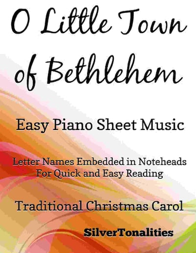 O Little Town of Bethlehem by Phillips Brooks, Used
