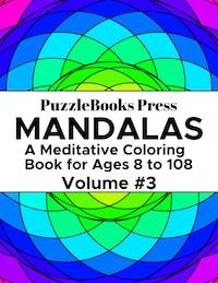 PuzzleBooks Press Mandalas - Volume 3