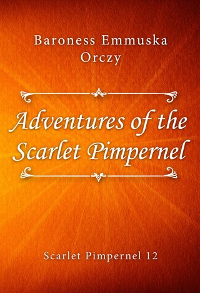 Adventures of the Scarlet Pimpernel