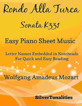 Rondo Alla Turca Sonata K331 Easy Piano Sheet Music