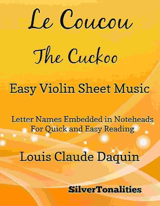 Le Coucou the Cuckoo Easy Violin Sheet Music