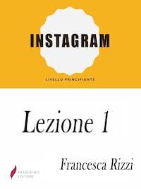 Instagram Lezione 1