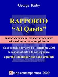 """Rapporto """"Al Qaeda"""" (2ª Ediz)"""