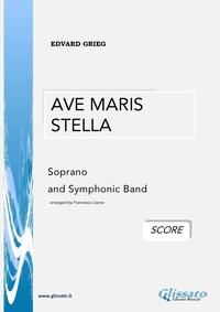 Ave Maris Stella - E.Grieg (SCORE)