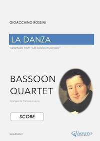 """""""La Danza"""" tarantella by G.Rossini (SCORE)"""