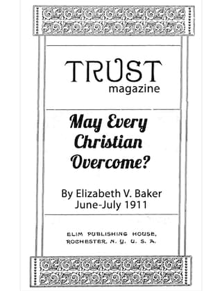 May Every Christian Overcome