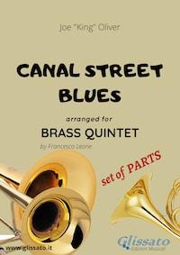 Canal street blues - brass quintet - set of PARTS