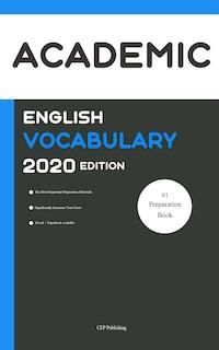 Academic English Vocabulary 2020 Edition