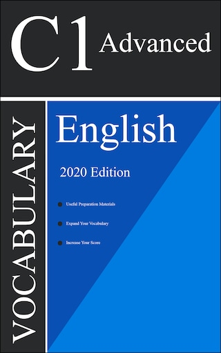 English C1 Advanced Vocabulary 2020 Edition