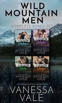 Wild Mountain Men - Complete Boxed Set: Books 1 - 4