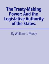 The Treaty Making Power