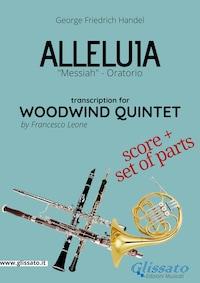 Alleluia - Woodwind Quintet score & parts