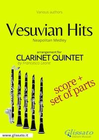 Vesuvian Hits - Clarinet Quintet score & parts