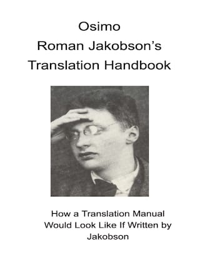 Roman Jakobson's Translation Handbook
