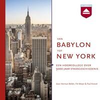 Van Babylon tot New York