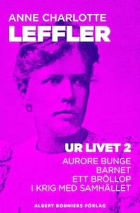 Ur livet II : Aurore Bunge; Barnet; Ett bröllop; I krig med samhället