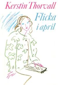 Flicka i april