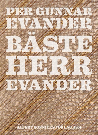 Bäste herr Evander