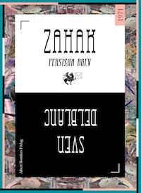 Zahak : Persiska brev