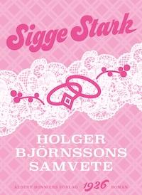 Holger Björnssons samvete
