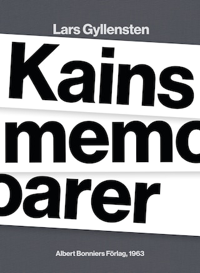 Kains memoarer