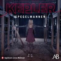Spegelmannen av Lars Kepler